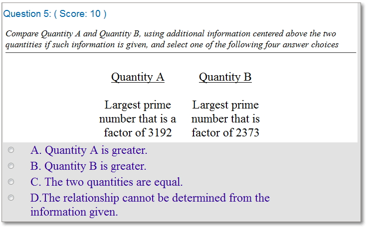 18  Quantitative Reasoning: Question Types & Strategies