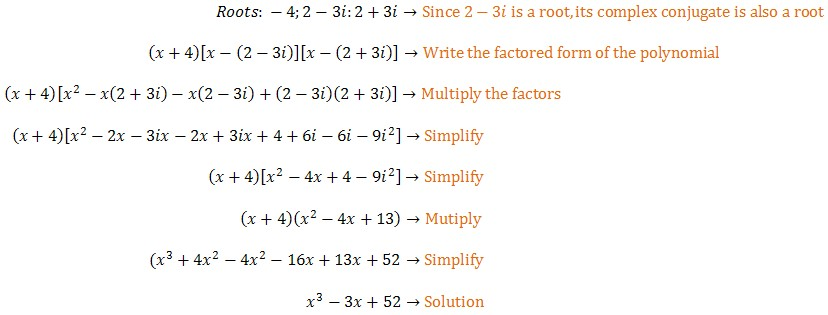 Write a polynomial function with rational coefficients